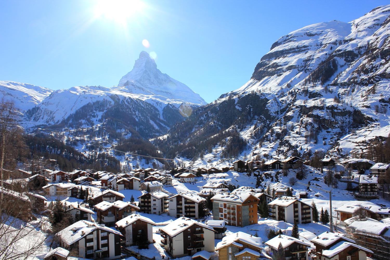 The Cars 2 Wallpaper Zermatt And The Matterhorn Thenurseandthebuilder