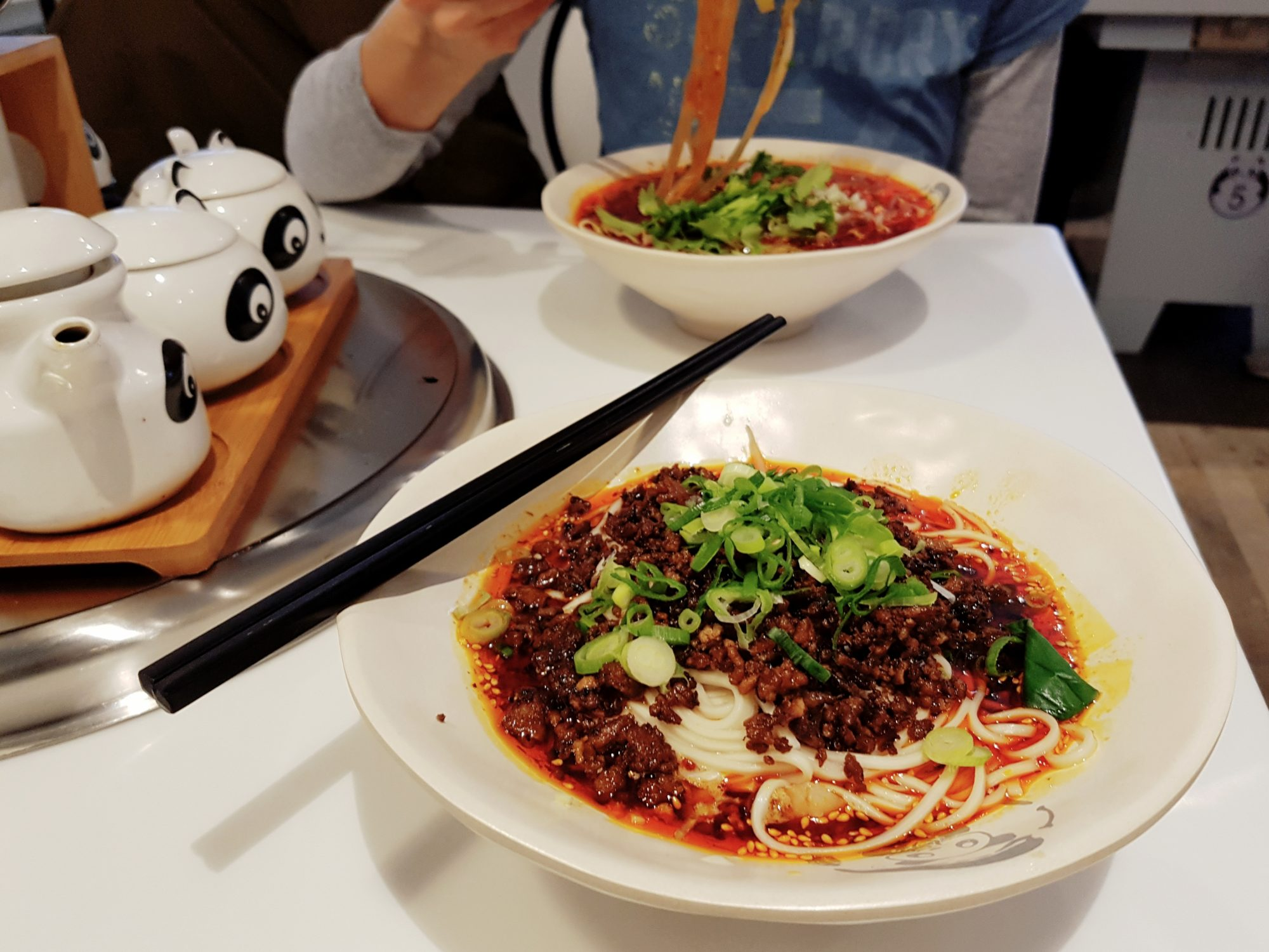 Sichuan Küche Berlin Feel The Burn Real Deal Sichuan Noodles In Mitte Then We