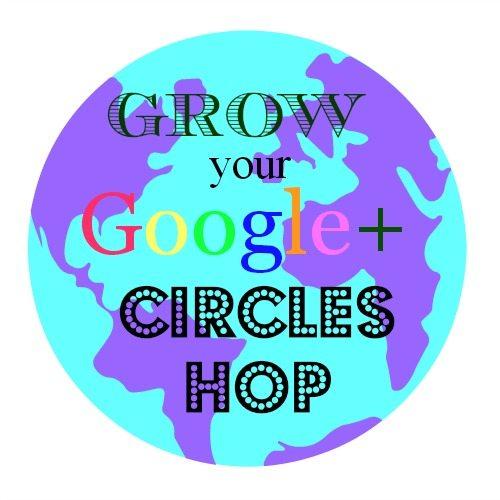 Grow your Google+ Circles Hop
