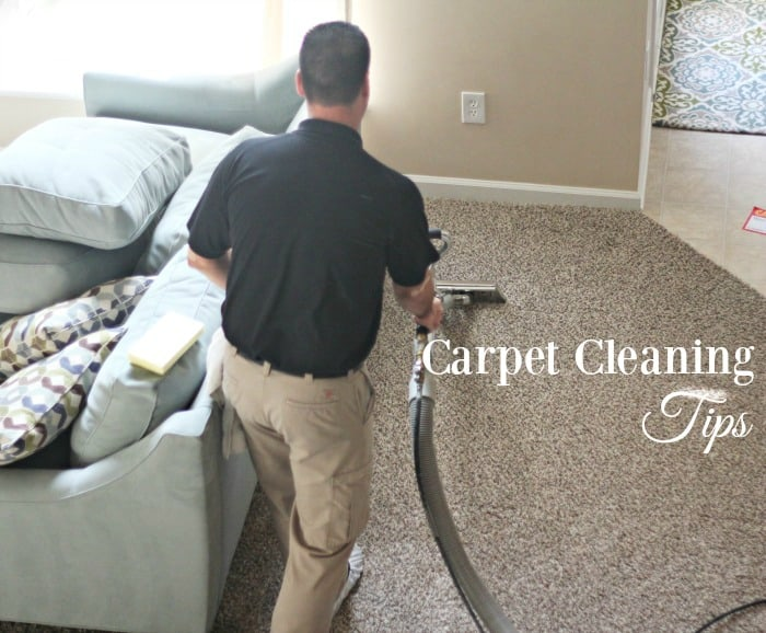 Carpet Cleaning Tips The Melrose Family
