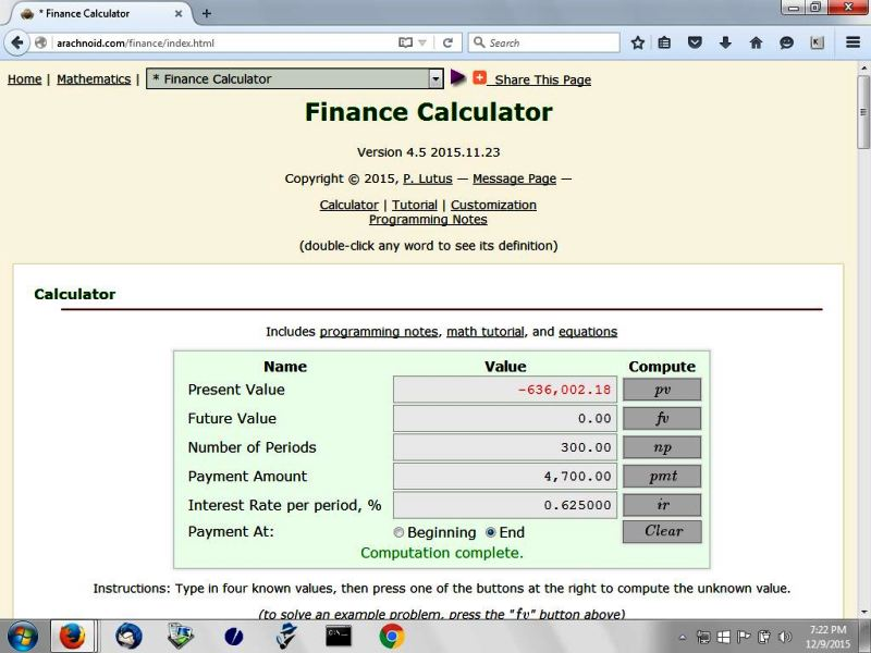 SOLUTION You plan to work for 40 years and then retire using a 25 - retirement withdrawal calculator