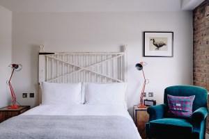 Artist Residence, London, UK