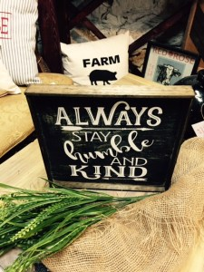 Farm Girl Junk