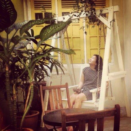 Penang Mango Tree Place - Courtyard Swing