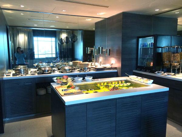 Rendezvous Hotel SG - Club Breakfast