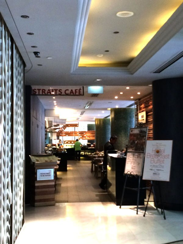Rendezvous Hotel SG - Straits Cafe