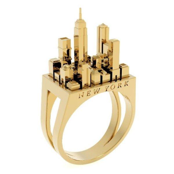 Artelier NYC ring
