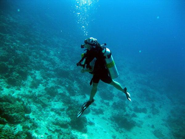 Club Med Kani Maldives Diving P