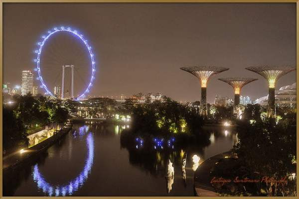Worst Advice for travel to Singapore - Singapore Flyer