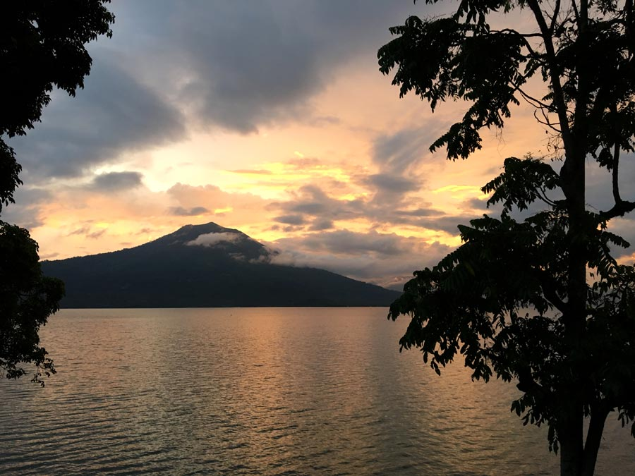Discovering Lake Ranau in South Sumatra