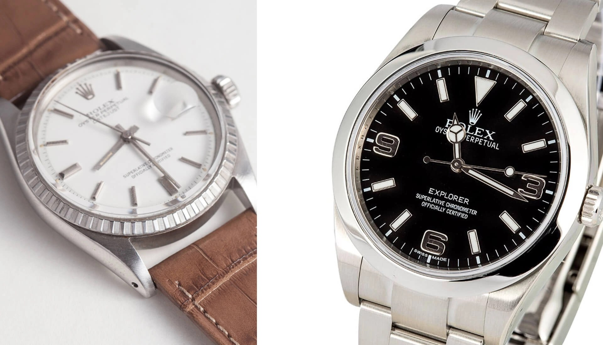 Rolex Explorer Watch 101 Only Rolex Explorer I Or Datejust
