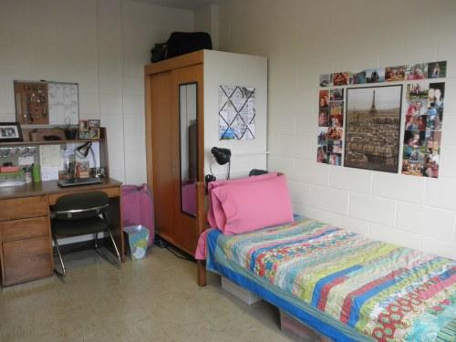 Medium Of College Dorm Room Design