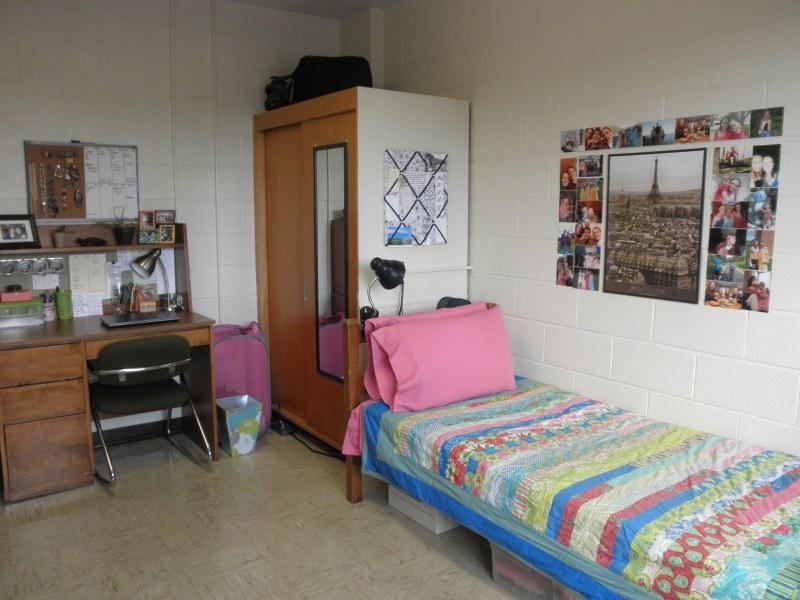 Large Of College Dorm Room Design