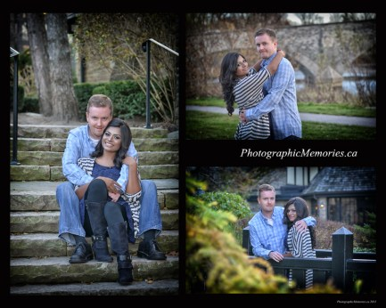 The Old Mill Toronto Engagement