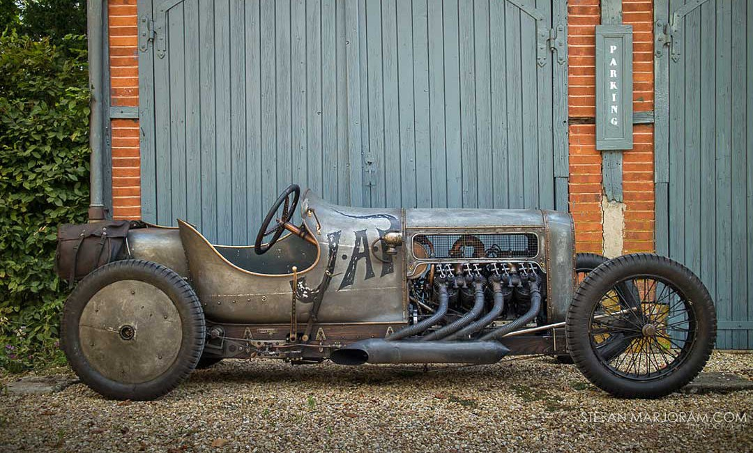 Richard Scaldwellu0027s Sensational JAP V8-Powered GN Cycle Car The - automotive bill of sale