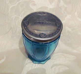 Cold cream jar