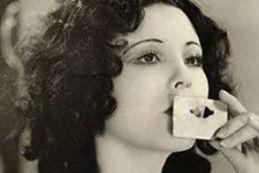 Lip tracer 1920s