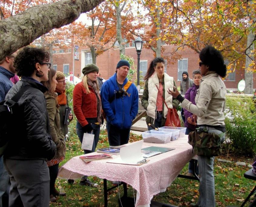 Environmental education at OSH