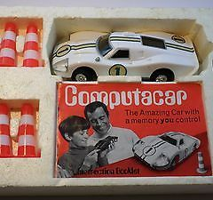 Vintage Computacar 1960s by Mettoy
