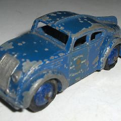 DINKY TOYS PRE WAR ROYAL AIR MAIL SERVICE CAR
