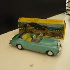 Nicky toy  Bentley