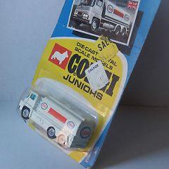 vintage similar husky  corgi toys guy esso tanker mint  1960s