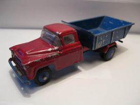 vilmer-denmark-chevrolet-6400-tipper-very-rare-item-w-plastic-wheels-1957-17470