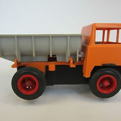 vintage Stabo 55444 BULLY Truck LKW Boxed Slot Car 1/32 1/24 Mercedes very rare