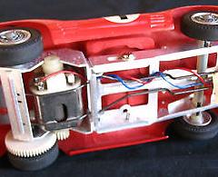 Ferrari 330 P3 Slot Car by Stabo