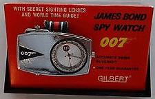 James Bond 007 Watch by Gilbert
