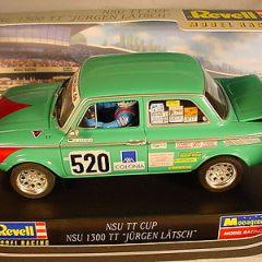 Revell NSU 1300 TT #520 Jurgen Latsch Near MB #08356 1/32 slot car
