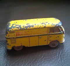 Dinky Toys Dublo VW Van Die-Cast Vintage Meccano Volkswagon (made in england)
