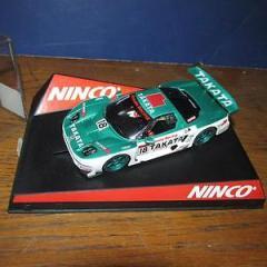 Ninco Honda NSX Takata slot car 1/32 – 50364
