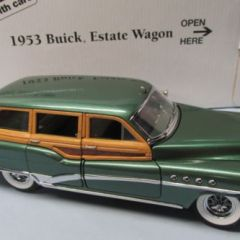 DANBURY MINT 1953 BUICK ESTATE WAGON New in Box
