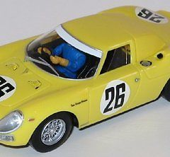 1:32  SLOT IT  FERRARI 250 LM  24H. LE MANS 1965  SLOT KIT  MINT/BOXED