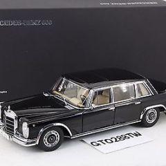 AUTOart 1:18 scale Mercedes-Benz 600 SWB -Black(W100) *ULTRA RARE**