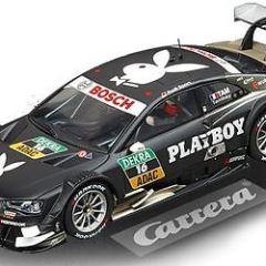 CARRERA DIGITAL132 1:32 30690 AUDI A5 DTM PLAYBOY 2014 DIGITAL SLOT CAR LTD ED!