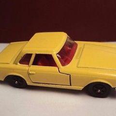 Corgi Juniors Whizzwheels 1:64 Mercedes-Benz 280 SL Yellow Loose Nice GB Old