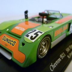 Fly Chevron B21 500 Kms de Monza 1977 Slot Car