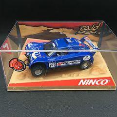 Ninco Schlesser X826 FOX Rally Raid 50449 1/32 Scalextric Slot Car