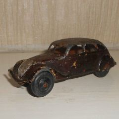 Rare Vintage Pre War French Dinky Toys #24K Peugeot 402 Issued 1939