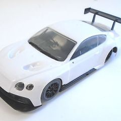 Scalextric Archive – Pre-Production Prototype – Bentley Continental GT3 & CoA