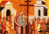 SERVICE FOR THE ELEVATION OF THE CROSS