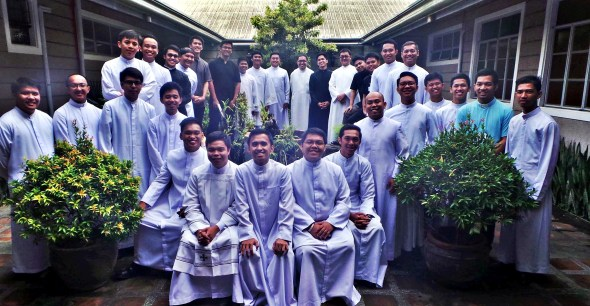 Seminar for seminarians 2016 part 2