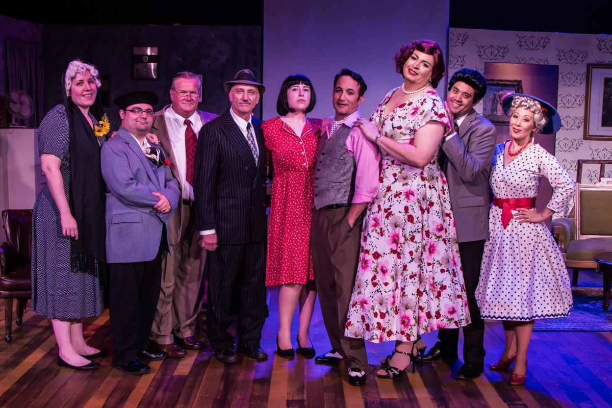 Red Scare on Sunset @ Costa Mesa Playhouse - Review