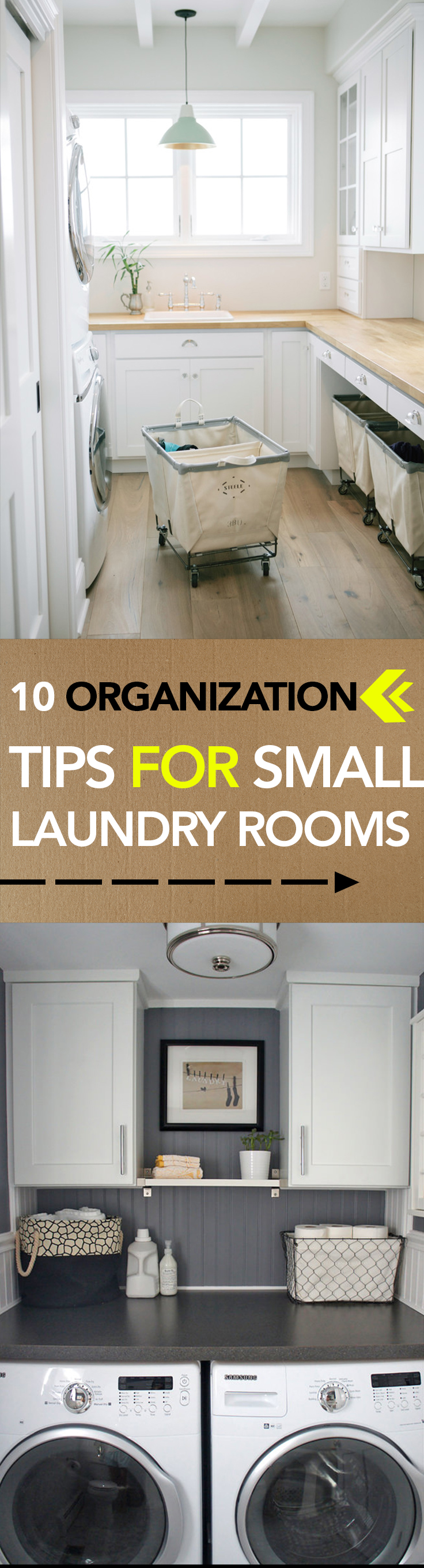 Small Space Organization 10 Organization Tips For Small Laundry Rooms