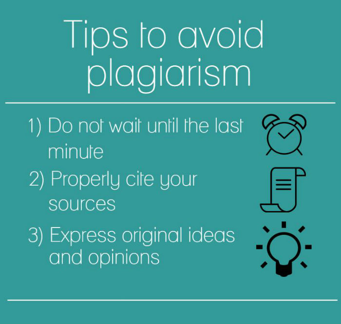 Writing Last Minute Research Paper How To Avoid Plagiarism When