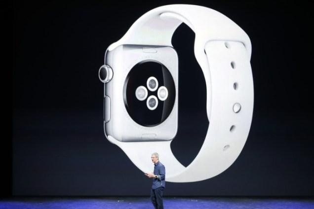 Imagen de los Sensores del Apple Watch