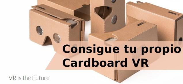 Conseguir un Cardboard VR OnePlus 2