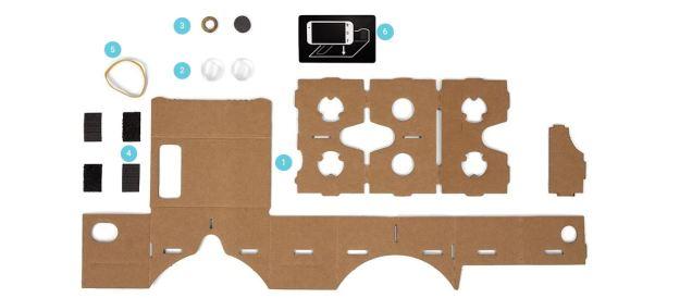 Conseguir un Cardboard VR